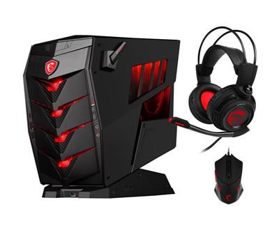 Gamer computer
