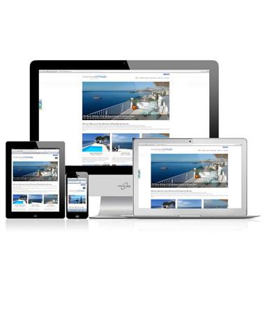 billig hjemmeside til iværksætter