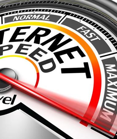 Hvilken internethastighed skal jeg vælge?