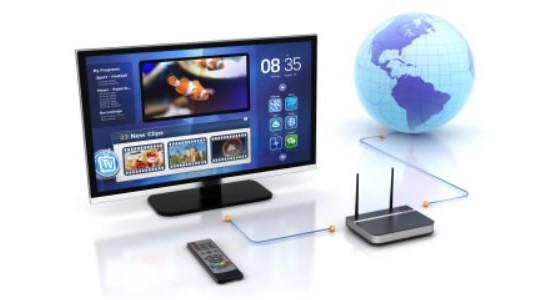 TV og Internet samlet pakke