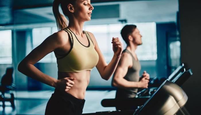 vægttab med styrketræning og uden cardio