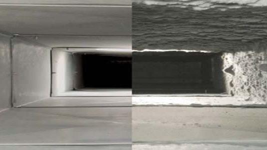 ventilationsrensning